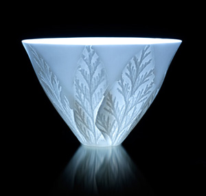 Forest Light bowl