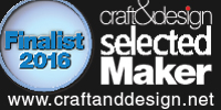 craft&design Selected Maker Awards 2016 Finalist